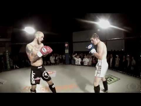 Kickboxing fight - Ben Brazier vs Jay Cal - ZT Fightnight - Produced by Eye-Octane 2012 Image 1