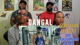 Fat to Fit Aamir Khan Body Transformation Reaction