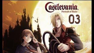 Castlevania: Portrait of Ruin (DS) part 03