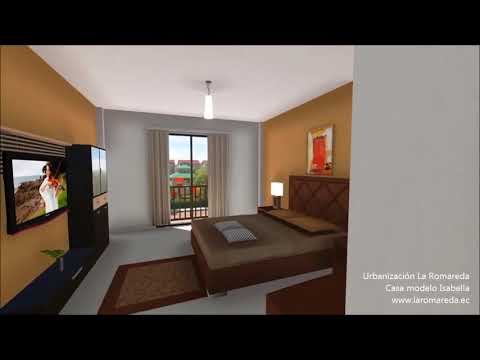Isabella - Recorrido Virtual interior por Arqui3D. Guayaquil, Ecuador