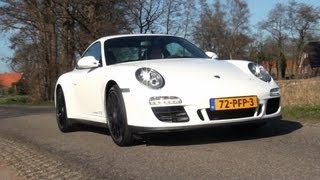 Testdrive: Porsche 997 Carrera GTS (sounds)!!
