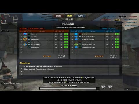 #Deathmatch 01 - Testando Gravador