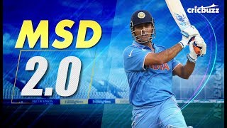 Dhoni may not be the captain but he's still the leader - Harsha Bhogle