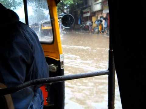 Monsoons in Chembur, Mumbai!