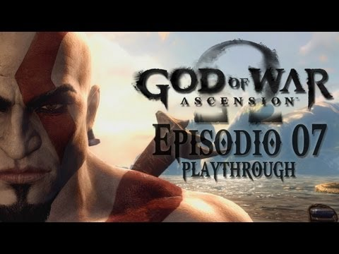 God Of War Ascension -  O Voraz Manticore - Episódio 07