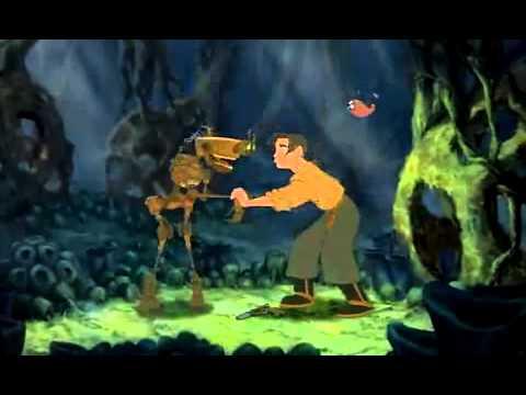 Планета сокровищ (2002) - Трейлер мультфильма