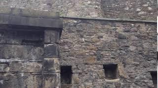 Inside Edinburgh Castle, Scotland - June 2018