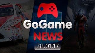 GoGame News - Игровые новости | 28.01.17