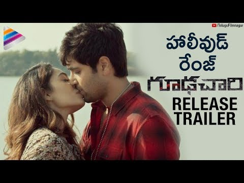 Goodachari RELEASE TRAILER | Adivi Sesh | Sobhita Dhulipala | 2018 Telugu Movies | Telugu FilmNagar