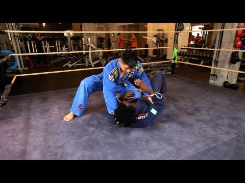 How to Defend against Knee on Stomach | Jiu Jitsu