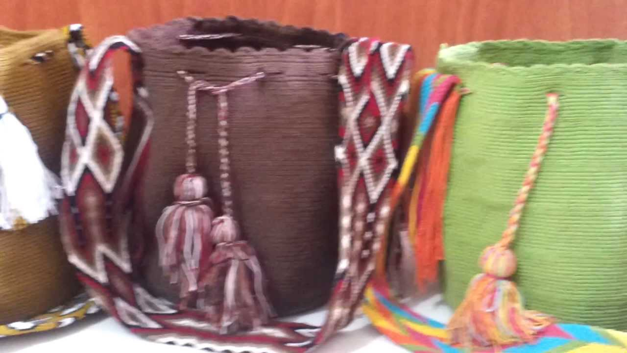 Tejidos a Crochet Videos Tejidos Crochet en Bolsos