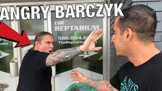 CONFRONTING BRIAN BARCZYK !!