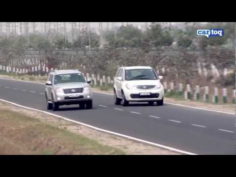 Ford Endeavour 4x4 AT vs Tata Aria 4x4 Pride Comparison, Ford Endeavour advice for Indian car buyers