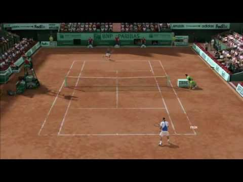 DAVID FERRER - JO-WILFRIED TSONGA | FRENCH OPEN MEN'S SINGLES | Semi Final 2013 | GS Tennis2