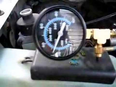 1996 Ford Explorer Fuel Pressure Test