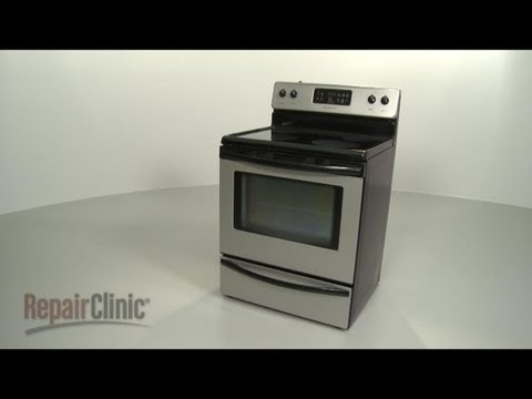 Clock - GE Electric Range 