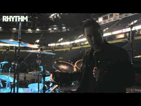 Matt Cameron's drum tech talks us through the Pearl Jam/Soundgarden man's kit