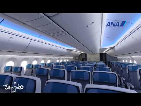 El nuevo avion PRESIDENCIAL MEXICANO:PODEROSO Y SEGURO como el AIR FORCE ONE de E.U.