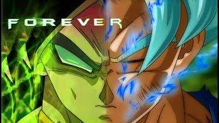DBS Broly Movie: Goku And Vegeta Vs Broly [AMV] By AR AMV's