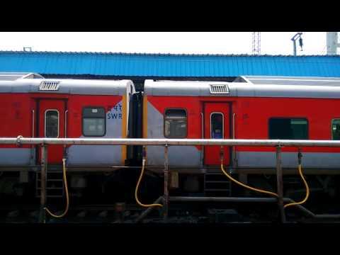 22692 Hazarat Nizamuddin Bangalore Rajdhani Express
