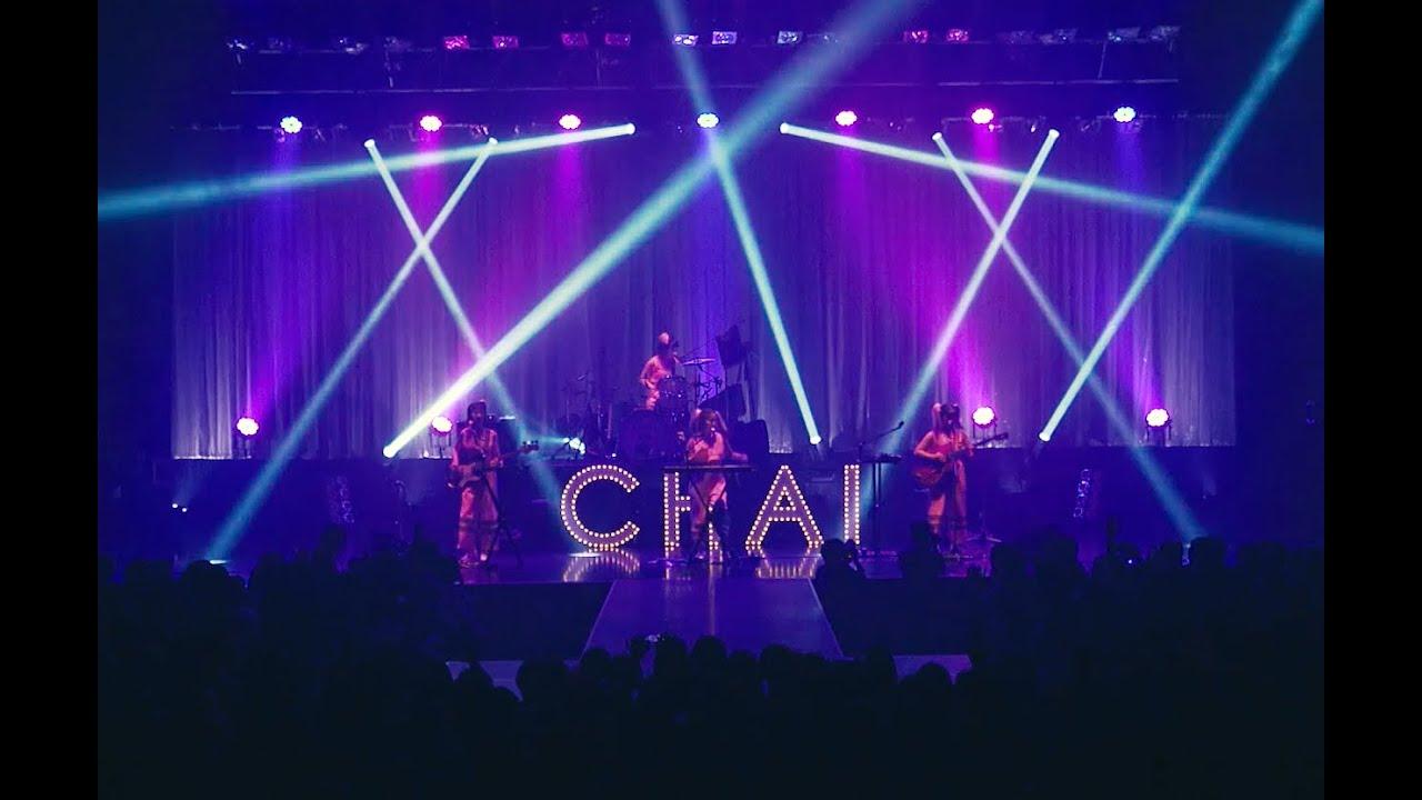 """CHAI - 2019.06.29 新木場 Studio Coastでのライブから""""N.E.O.""""の映像を公開 thm Music info Clip"""