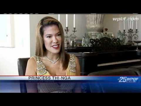 Vietnamese Princess Living In South Fla.