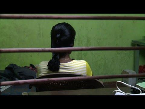 Sexuelle Gewalt gegen tamilische Witwen in Sri Lanka
