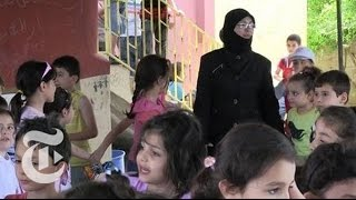 The Fight for Syrian Schools - Syria War 2013 7/22/13