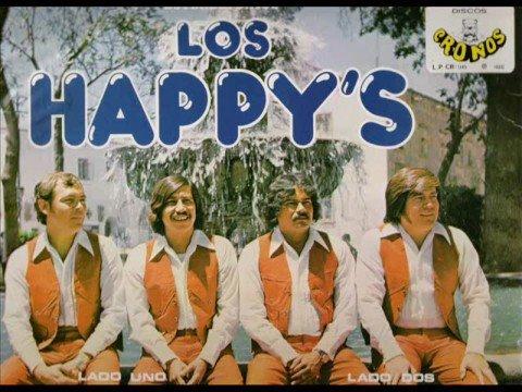 LOS HAPPYS---las cuatro letras