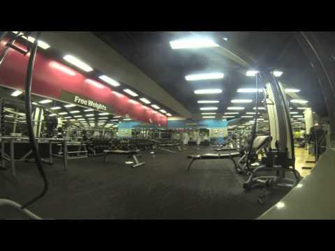 GoPro Test 2 - Gym Time Lapse