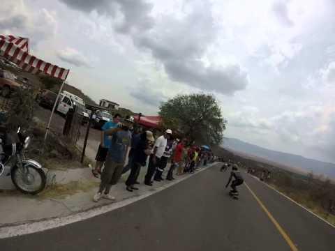 Kevin Rodriguez Semifinal Laguna DH Racer, Atoyac, Jalisco.#GoPro