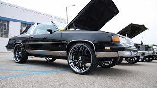 WhipAddict: 87' Oldsmobile Cutlass Supreme on 24\