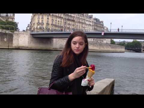 Parisian Babe: A Chance Encounter