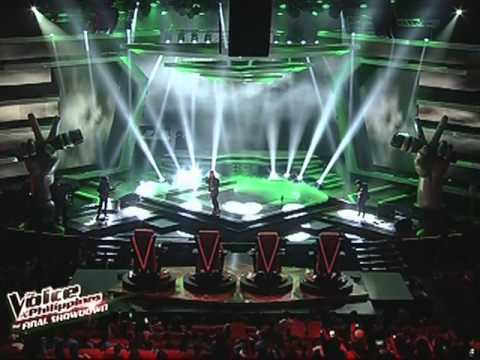 The Voice Philippines Finale : Mitoy Yonting anak Live Performance video