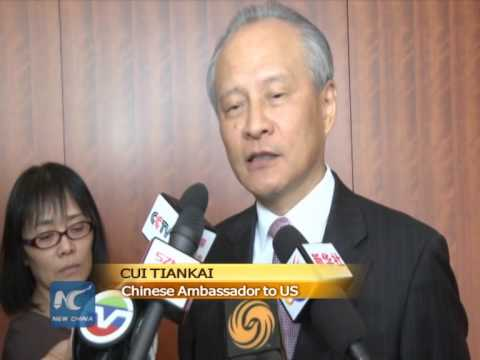Chinese Ambassador to US: China-US cooperation to promote stability