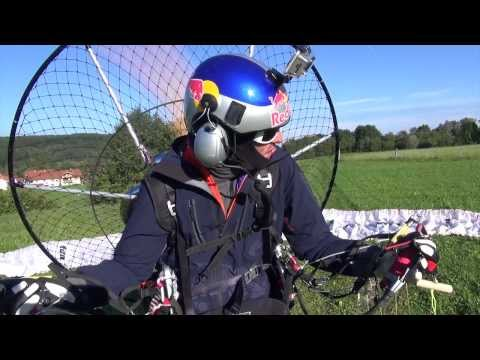 Pal Takats Cross-Country Paramotor Flight With BlackHawk AirMax 220!