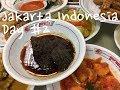 Jakarta Indonesia - Food Travel Blog 2017 - Day #2 / Rendang - Garuda