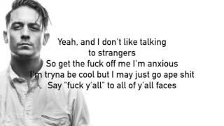 download lagu Me Myself & I G-eazy X Bebe Rexha Lyrics gratis