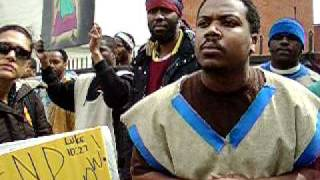 "The crazy hate-cult, the Black Hebrew Israelites, explain who are the ""real"" Jews"