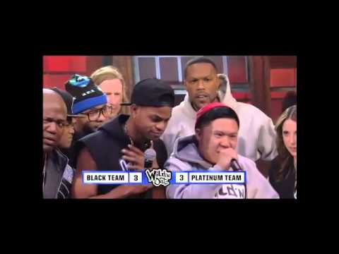Timothy DeLaghetto disses kingbach on wild n out