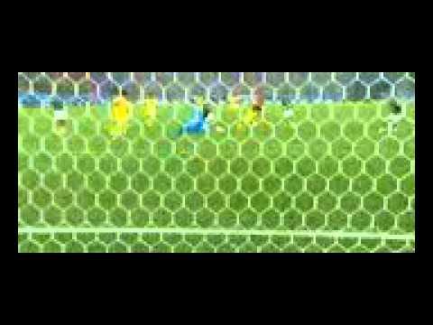 Gol de Oribe Peralta México 1-0 Cameroon 1-0 World Cup 2014