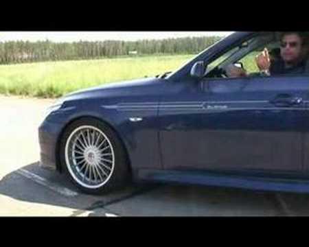 ALPINAboard.com #18: BMW M5 vs BMW Alpina B5