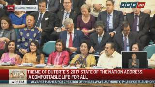 download lagu Duterte Starts 2nd Sona  Joke On Absences gratis