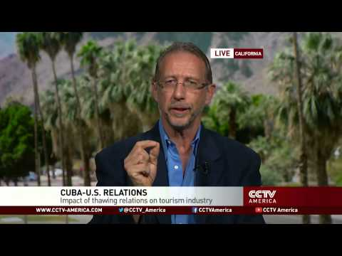 Travel writer Christopher P. Baker discusses tourism in Cuba