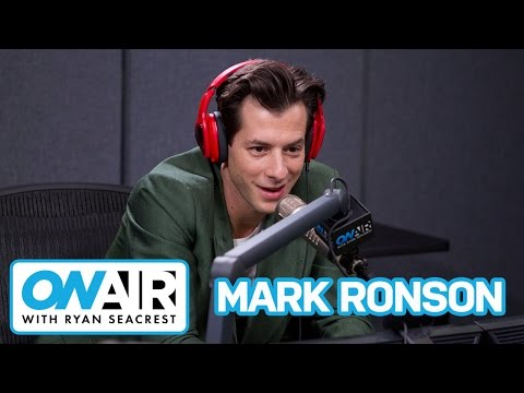 Mark Ronson Talks