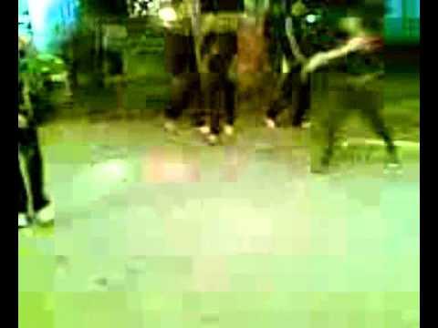 coreografia cristiana denuedo dance (algo distinto) Cabimas/Zilia