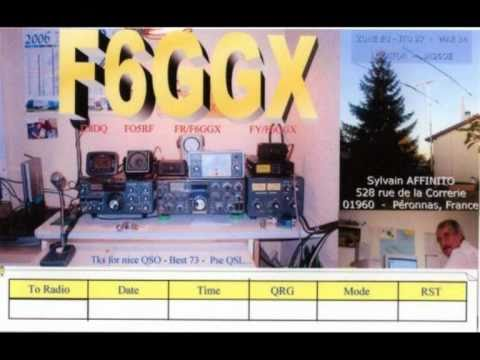 QSL Radio Amateur 3
