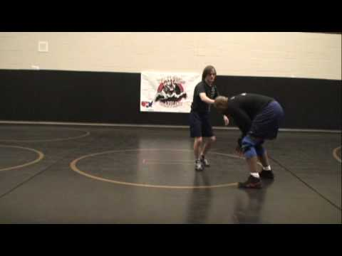 Lions Pride Grappling: Double Gut Throw By Freestyle Wrestling Instruction Image 1