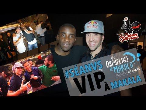 Séan vs VIP A Makala / Eden Hazard, Rio Mavuba, Drogba, Black M, Adil Rami/ @seanfreestyle