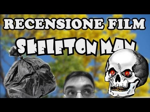 Recensione Film - Skeleton Man video